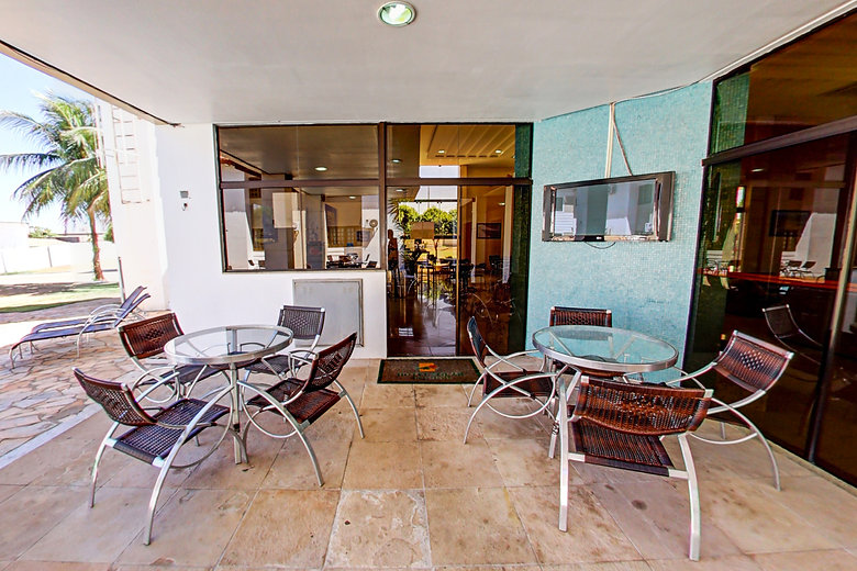 restaurante hotel solar rio de pedras