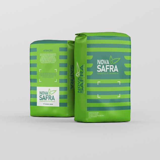 Sacaria Nova Safra