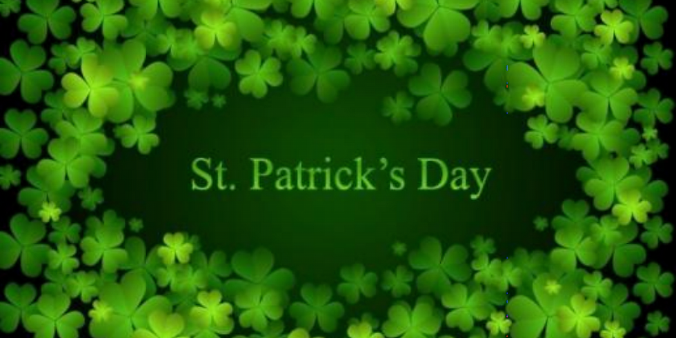 St. Patrick's Day - Sunset Dining Room & Lounge
