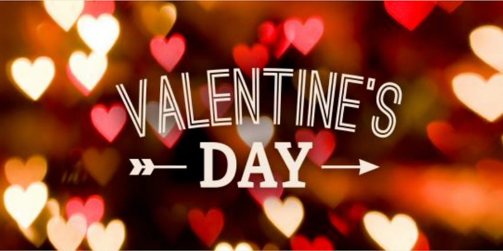 Valentine's Day - Sunset Dining Room & Lounge