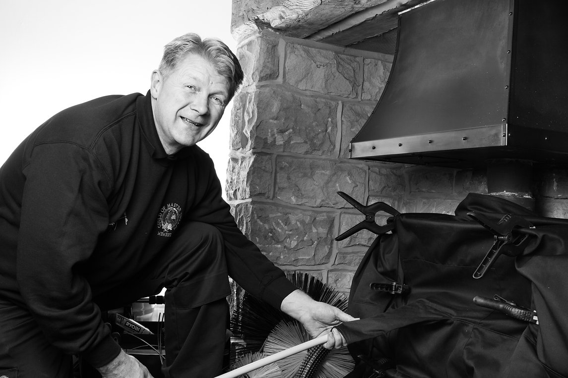 Yorkshire based chimney sweep serving Sheffield, Barnsley, Rotherham, Doncaster, Wakefield, Worksop and surround areas