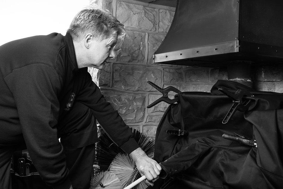 Professional Chimney Sweep Throughout Yorkshire, Hooton Roberts, Sheffield, Barnsley, Rotherham Sweep, Sheffield Sweep