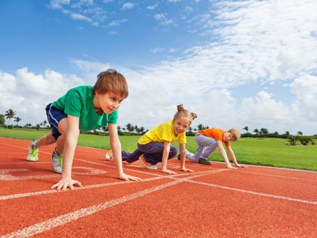 Especialización vs. Diversificación En Atletas Juveniles