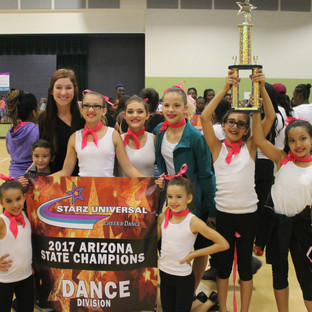 Junior Dance Champs
