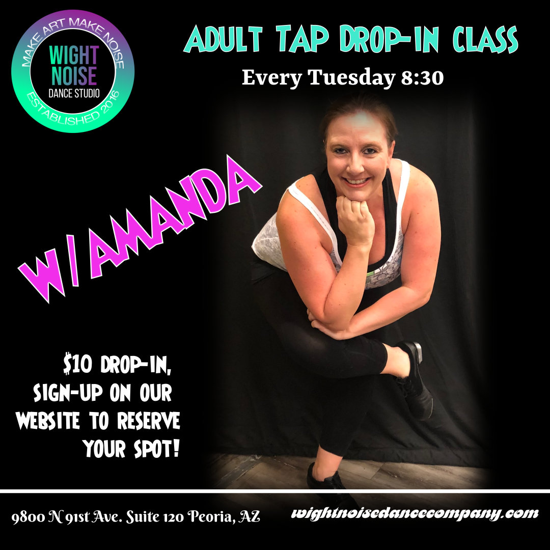 Adult Tap Drop in