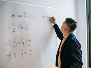 3 Tips to Prepare for Your Math Test