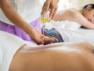 Massage Oils : Types & Benefits