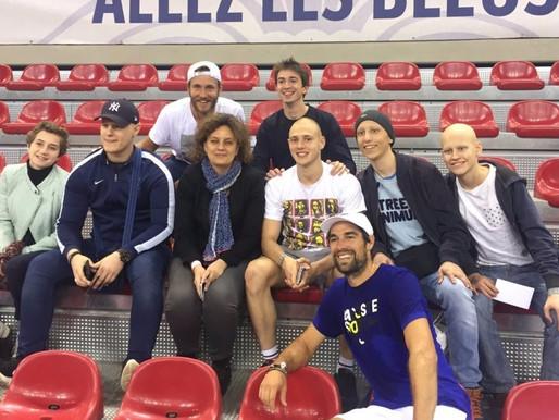 Coupe Davis à Rouen Kindarena