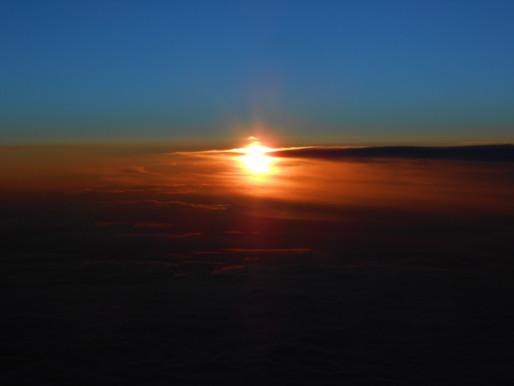 Un vol vers le soleil
