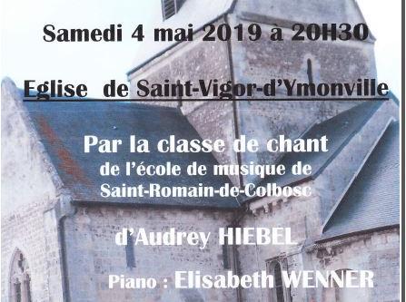 Concert Lyrique pour Vie et Espoir.