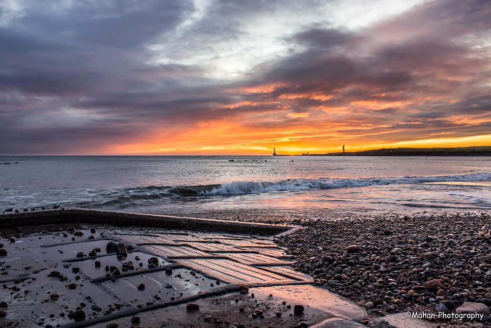 Aberdeen Sunrise HDR
