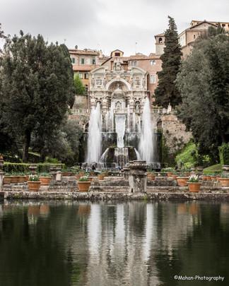 Spectacular Villa d'Este