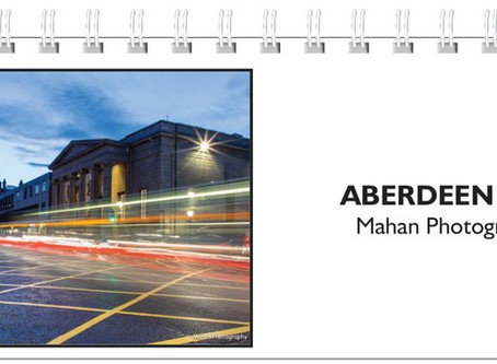 Aberdeen Calendar 2020 now Available!