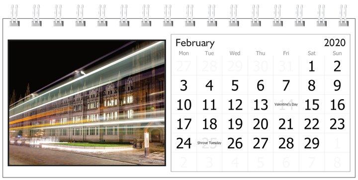 Aberdeen Calendar 2020