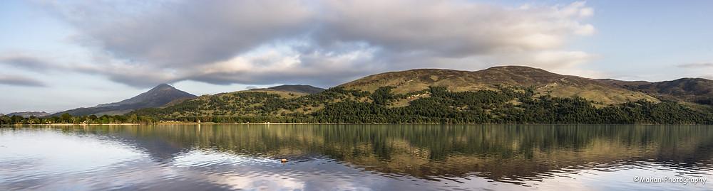 Loch Rannoch and Schiehallion