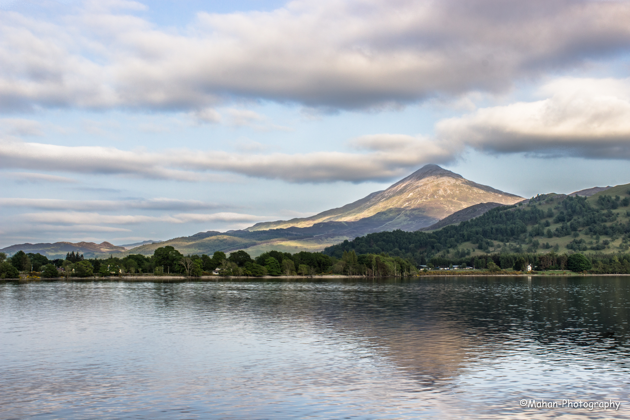 Mount Schiehallion