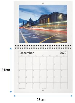 Calendar Medium
