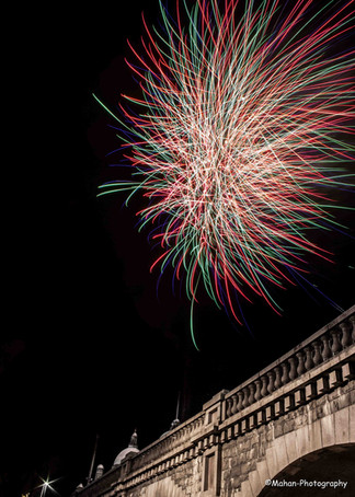 Tips for Firework Photography