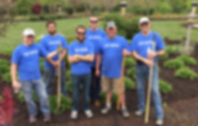 CEI Engineering United Way Day of Caring
