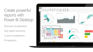 Create powerful reports with Power BI Desktop