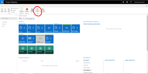 Dynamics 365 for Financials Assisted Setup and Tasks icon