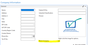 How to change the NAV 2018 work date