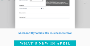 13 Upcoming features about Business Central you may have not known