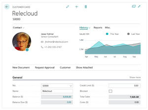 Microsoft Dynamics 365 Business Central October Release and Update Plus New Features
