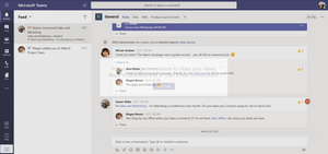 Microsoft Teams is the ultimate collaboration app that can be used to work from home