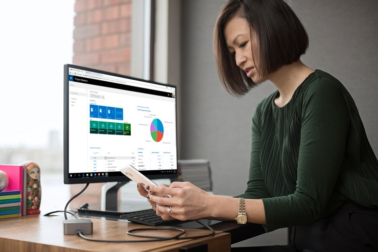 What is Microsoft Dynamics 365 for Financials?