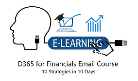 Microsoft Dynamics 365 for Financials Email Course Level 100