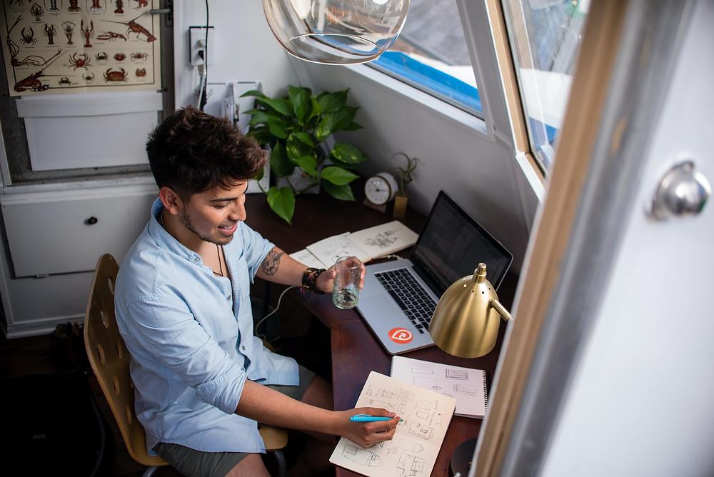 Microsoft Dynamics 365 helping you work remote.