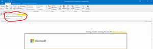 Different ways to spot a spoofed email