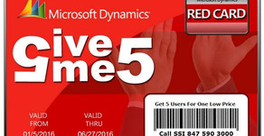 Start the Year off with Microsoft Dynamics NAV by Taking Advantage of this Promotion!