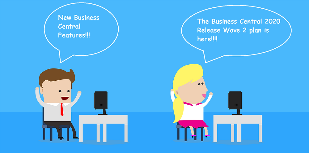 Business Central 2020 Release Wave 2 Features