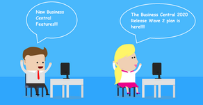 Dynamics 365 Business Central 2020 Release Wave 2: My favorite features