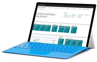 Microsoft Manufacturing Software