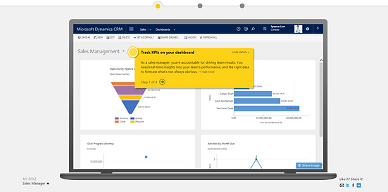 Dynamics CRM Interactive Demo