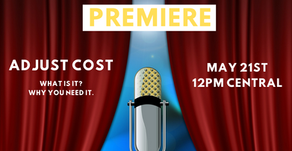 Podcast Premiere: Adjust Cost - What is it and why you need it