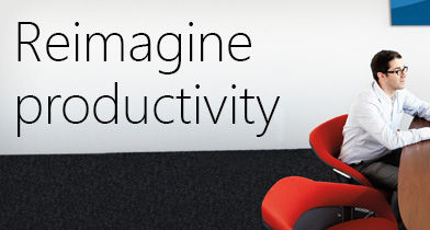 Achieve more with a complete, trusted, and familiar solution for business from Microsoft.