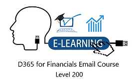 Microsoft Dynamics 365 for Financials Email Course Level 200