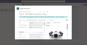First Look: Business Central Integration with Microsoft Teams
