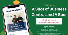 [Podcast] Upgrading from NAV to Business Central -  As told by the customer