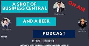 A Shot of Business Central and A Beer Episode 17