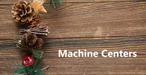 Deck the Manufacturing Halls with Business Central