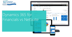 Microsoft Dynamics 365 for Financials vs NetSuite