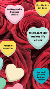 Beat ERP depression this Valentine's Day by achieving more with Business Central.