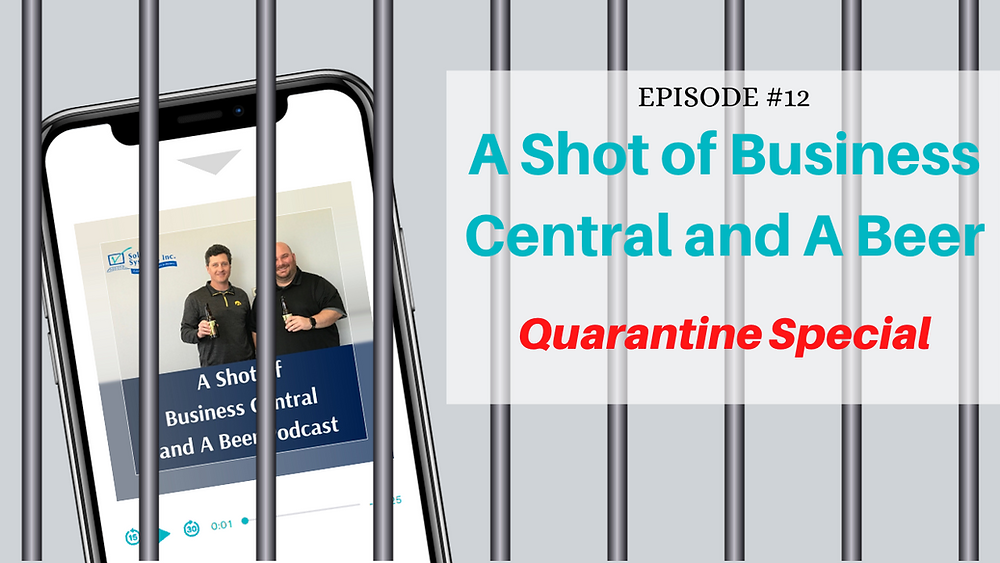 April 2020 Business Central News, Microsoft Teams, Multi-Entry Management, Coronavirus thoughts