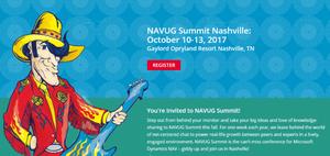 NAVUG Summit 2017