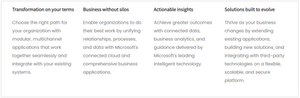 Microsoft Dynamics NAV vs Microsoft Dynamics 365 Business Central